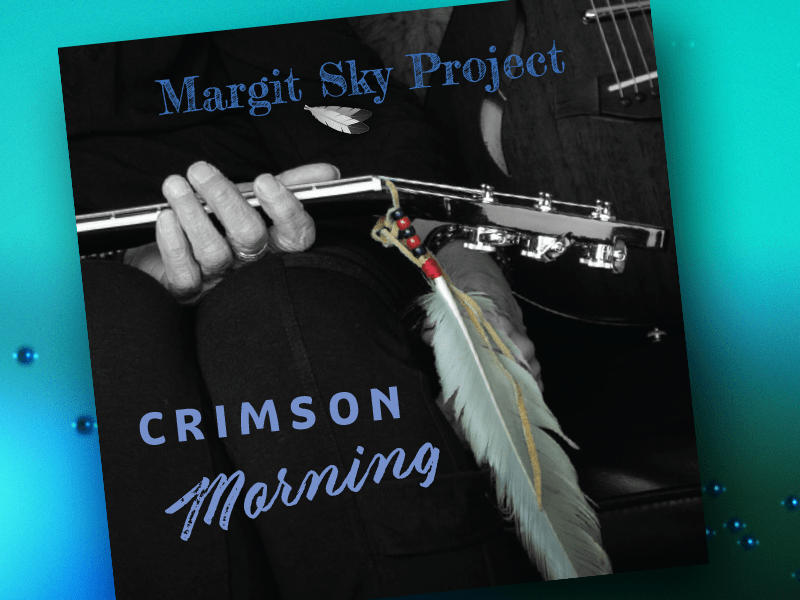 Margit Sky Project CD Crimson Morning